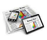 3d business news