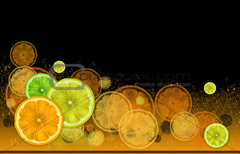 Citrus border