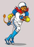 Lion - football player