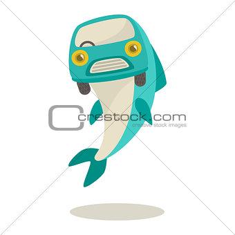 Fish-mobile