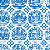 Ukrainian ethnic pattern - seamless vector texture