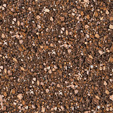 Soil with Small Stones. Seamless Texture.