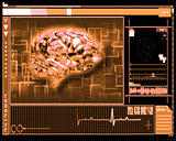 Orange brain interface technology