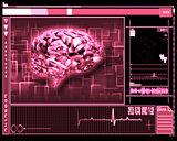 Pink brain interface technology