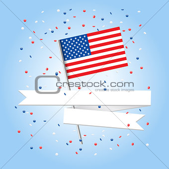 Greetings american card