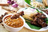 Satay or sate