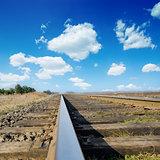 railway to horizon