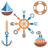 Navy symbols