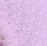 Lilac-pink texture with elegant abstract ornament