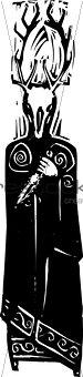 Celtic Cernunnos Tall