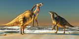 Parasaurolophus Beach