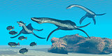 Plesiosaurus Ocean