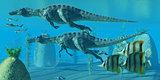 Suchomimus Dive
