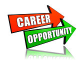 career opportunity in arrows