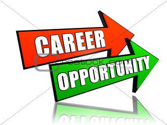 career opportunity in arrows