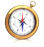 modern gold compasses