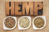 hemp seeds, hearts and prtotein