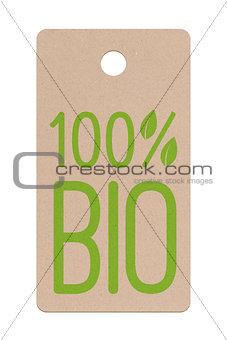 Bio label 1