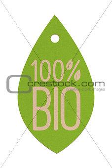 Bio label 2