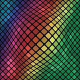 multicolor mosaic background