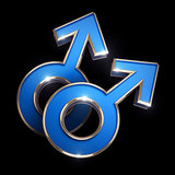 gender female and male symbol