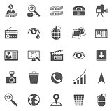 Business Gray Icon Set