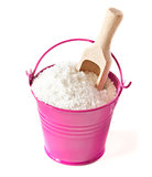 Natural salt.