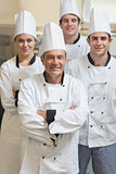 Group of Chef's