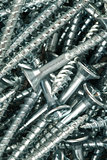 Many silver screws