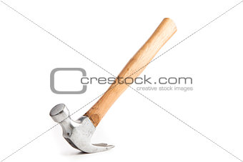 Balancing upside down hammer