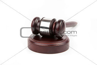 Hammer and gavel