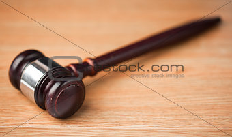 Ceremonial gavel