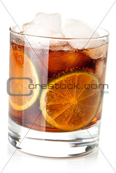 Alcohol cocktail collection - Cuba Libre