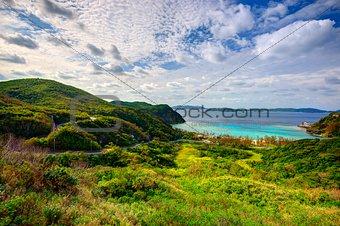 Tokashiki, Okinawa Landscape