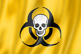 Biohazard death flag