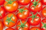Fresh Cherry Tomatoes background