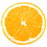 Macro food collection - Orange slice