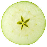 Macro food collection - Green apple slice