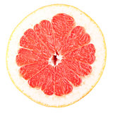 Macro food collection - Grapefruit slice