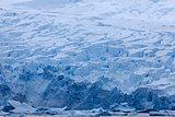 Antarctica landscape - glacier