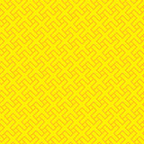 Yellow vector seamless ornament