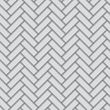 Seamless pattern - vector parquet floor