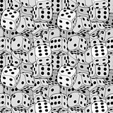 Vector dices pattern