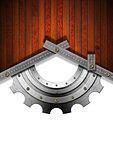 House Background - Metal Meter Tool