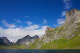 Lofoten coast