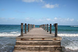 Pier to Nowhere, Ocho Rios, Jamaica