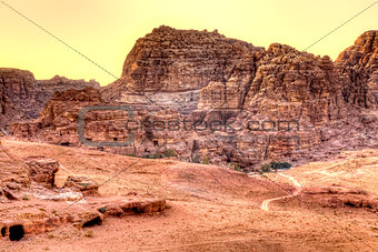Tombs of Petra