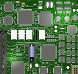 vector chipset background