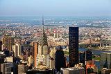 Chrysler Building. New York City