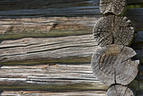 Wood textured background.